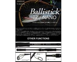 Yamaga Blanks Ballistick 92ML TZ/NANO