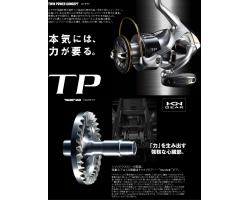 Shimano 15 Twin Power 2500HGS
