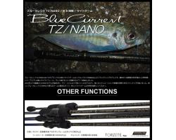 Yamaga Blanks Blue Current JH-Special 67/TZ NANO