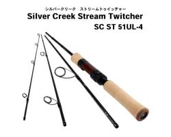 Daiwa Silver Creek Stream Twitcher 51UL-4