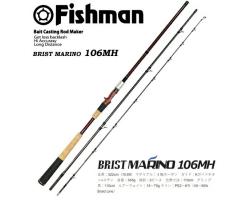 Fishman BRIST Marino 10.6MH