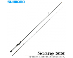 Shimano 18 Soare SS S76UL-S
