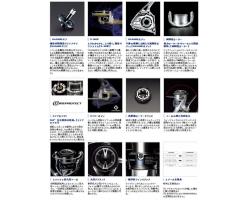 Shimano 15 Stradic C2500S